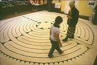 A Labyrinth Walk @ Emmanuel Episcopal Church | Rockford | Illinois | United States