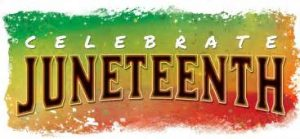JUNETEENTH, JUNE 19th @ Sinnissippi Park Band Shell | Rockford | Illinois | United States
