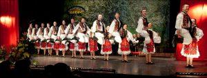 Free Romanian Folk Dance @ City Market - Main Show Area & Midway Village Booth