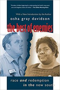 """The Best of Enemies"" Book Discussion @ Nordlof Center, 2nd floor 