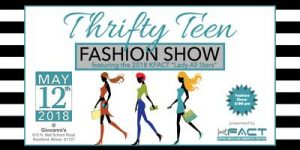 KFACT Thrifty Teen Fashion Show ~ 2018 @ Giovanni's Restaurant and Convention Center | Rockford | Illinois | United States