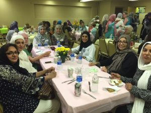 Faithful Sisterhood Interfaith Potluck Iftar @ Watch for more details to come