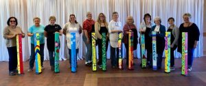 Peace Pole Painting Party @ Klehm Arboretum | Rockford | Illinois | United States