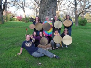 Shamanic Drum Making Gathering @ Call for details