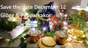 Swedish Glögg & Pepparkakor Open House @ NORDIC CULTURAL CENTER   | Rockford | Illinois | United States