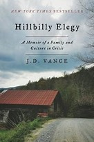 HILLBILLY ELEGY - Book Discussion @ Montague Library
